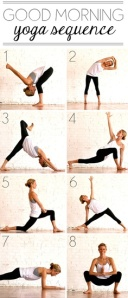 Good Morning Yoga Sequence